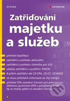 Zatřiďování majetku a služeb - Jiří Dušek