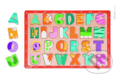 Mačacia abeceda -