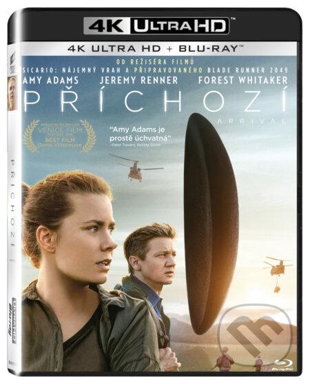 Příchozí Ultra HD Blu-ray ULTRAHDBLU-RAY