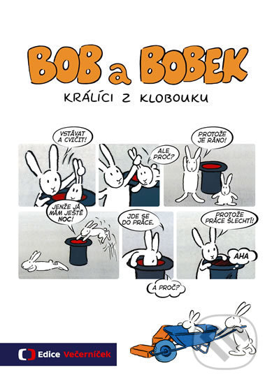 Bob a Bobek - Králíci z klobouku - Vladimír Jiránek