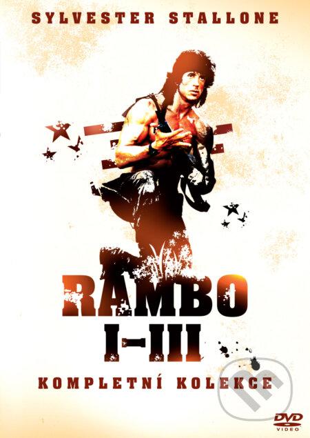 Kolekcia Rambo DVD