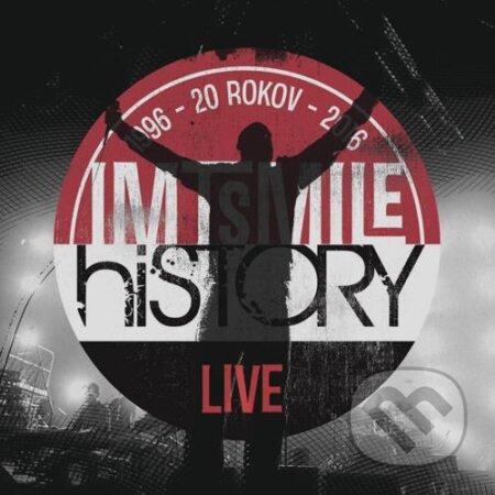 I.M.T. SMILE: History Live - I.M.T. SMILE