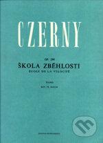 Škola zběhlosti op. 299 - Carl Czerny