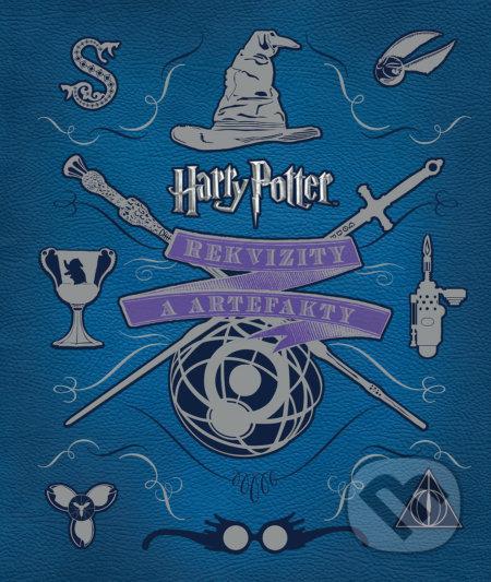 Harry Potter: Rekvizity a artefakty (český jazyk) - Jody Revenson
