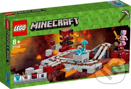 LEGO Minecraft 21130 Podzemná železnica -