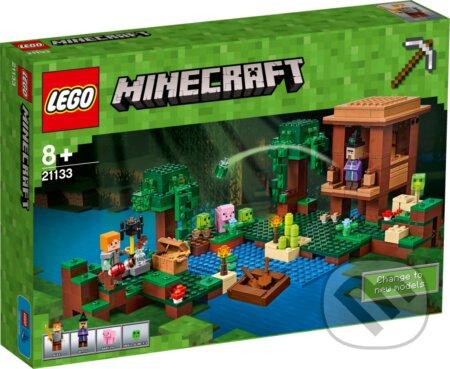 LEGO Minecraft 21133 Chyža čarodejnice -