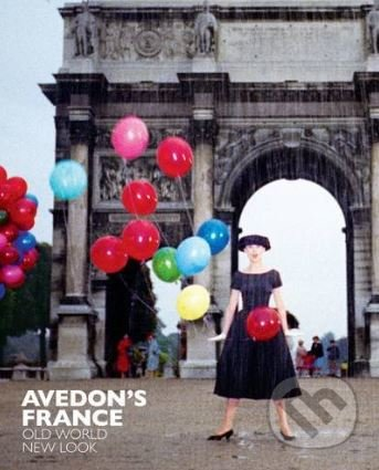 Avedon\'s France - Robert M. Rubin, Marianne Le Galliard