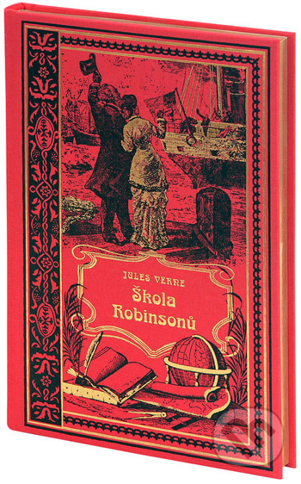 Škola Robinsonů - Jules Verne