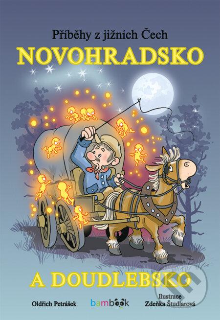 Příběhy z jižních Čech - Oldřich Petrášek, Zdeňka Študlarová (ilustrátor)