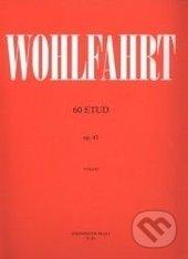 60 etud op. 45 - Franz Wohlfahrt