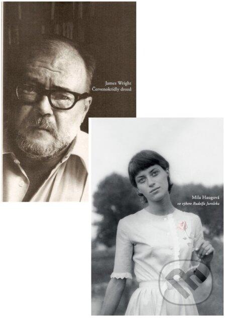 Mila Haugová vo výbere Rudolfa Juroleka + darček zadarmo - Mila Haugová