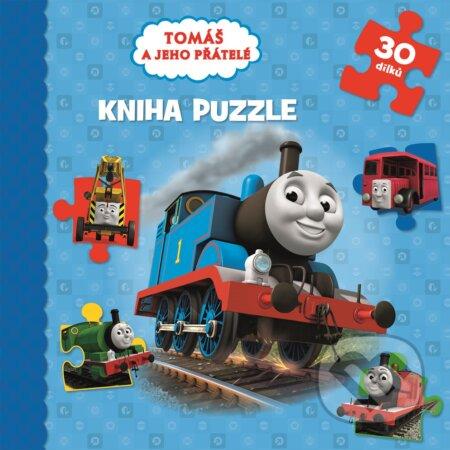 Tomáš a jeho přátelé: Kniha puzzle -