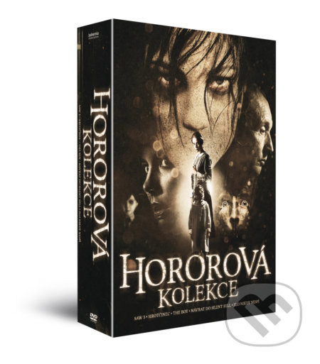 Hororová kolekce II. DVD
