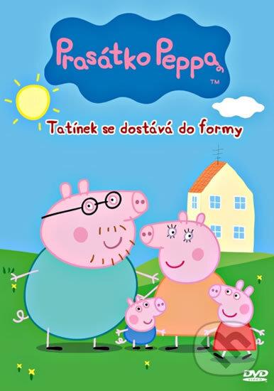 Prasátko Peppa 3 - Tatínek se dostává do formy DVD