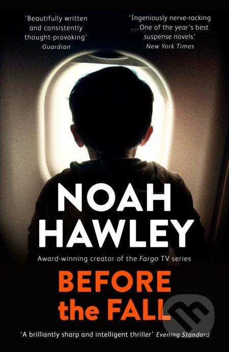 Before the Fall - Noah Hawley