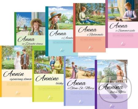Anna zo Zeleného domu (kolekcia 1-8) - Lucy Maud Montgomery