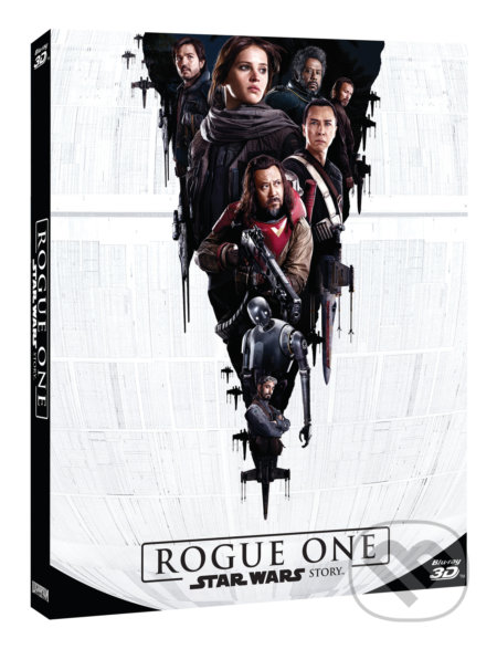 Rogue One: Star Wars Story 3D BLU-RAY3D