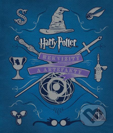 Harry Potter - Rekvizity a artefakty (slovenský jazyk) - Jody Revenson
