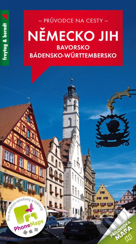 Německo Jih (Bavorsko, Bádensko- Wurttembersko) - Jan Dražan