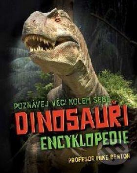 Dinosauři encyklopedie -