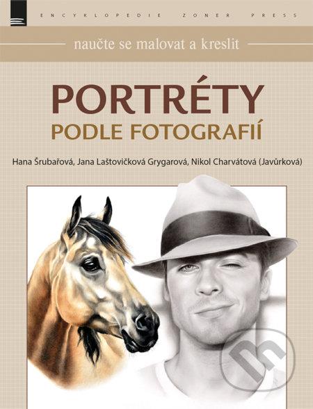Portréty podle fotografií - Hana Šrubařová a kolektiv