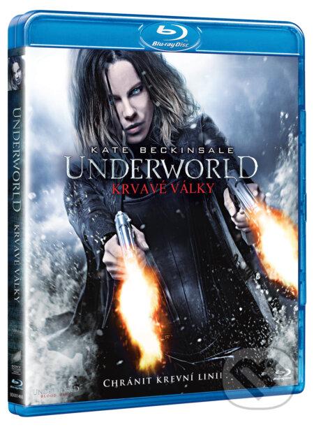 Underworld: Krvavé války BLU-RAY