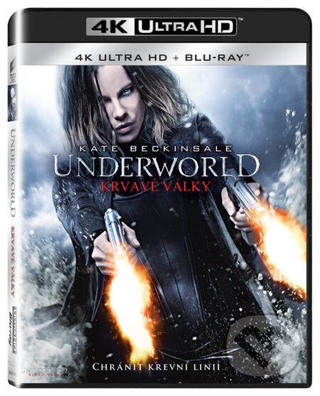 Underworld: Krvavé války Ultra HD Blu-ray ULTRAHDBLU-RAY