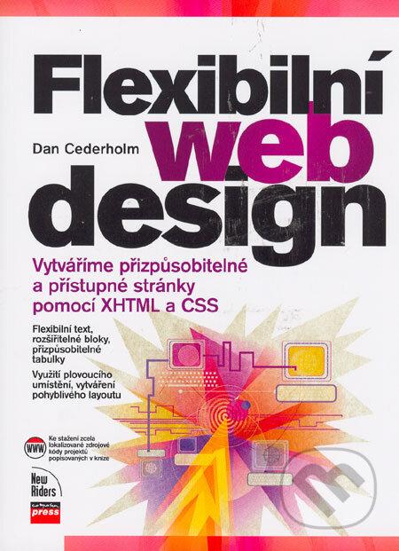 Flexibilní webdesign - Dan Cederholm