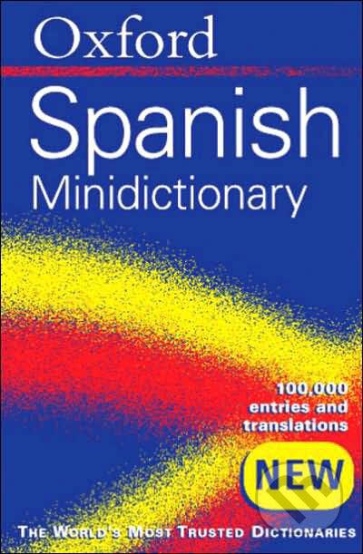 Oxford Spanish Minidictionary -
