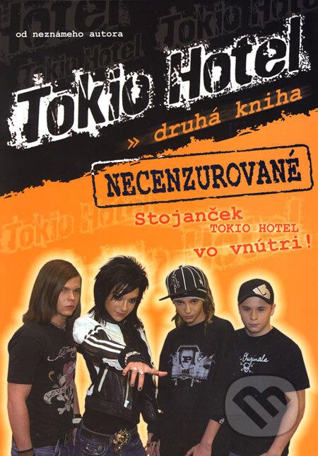 Tokio Hotel - druhá kniha -