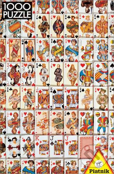 Hracie karty -