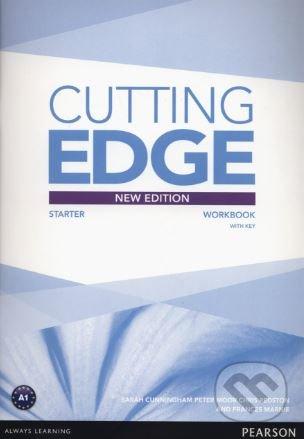 Cutting Edge - Starter: Workbook with Key - Frances Marnie