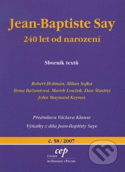 Jean-Baptiste Say - Kolektív