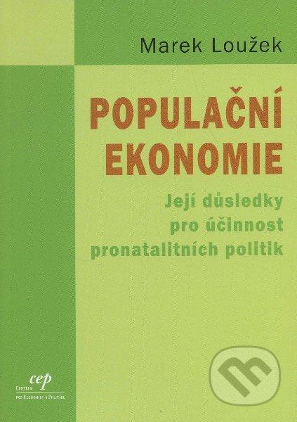 Populační ekonomie - Marel Loužek