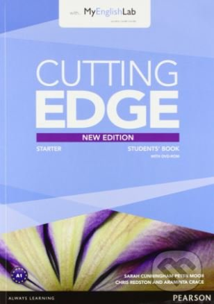 Cutting Edge - Starter: Students\' Book - Sarah Cunningham a kol.
