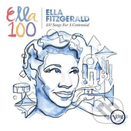 Ella Fitzgerald: 100 Songs for a Centennial - Ella Fitzgerald