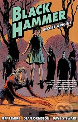 Black Hammer (Volume 1) - Jeff Lemire