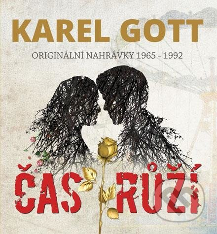 Karel Gott: Čas růží LP - Karel Gott