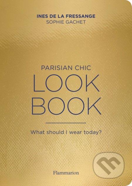Parisian Chic Look Book - Ines de la Fressange