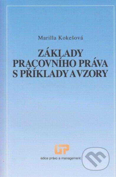 Základy pracovního práva s příklady a vzory - Marilla Kokešová