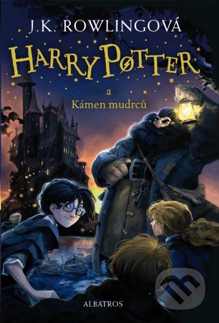 Harry Potter a Kámen mudrců - J.K. Rowling, Jonny Duddle (ilustrácie)