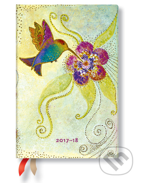 Paperblanks - diár Hummingbird 2017/2018 -