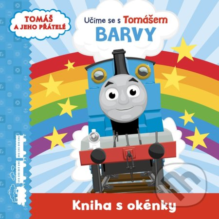 Učíme se s Tomášem: Barvy -