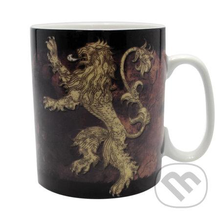 Hrnček Game of Thrones: Lannister -