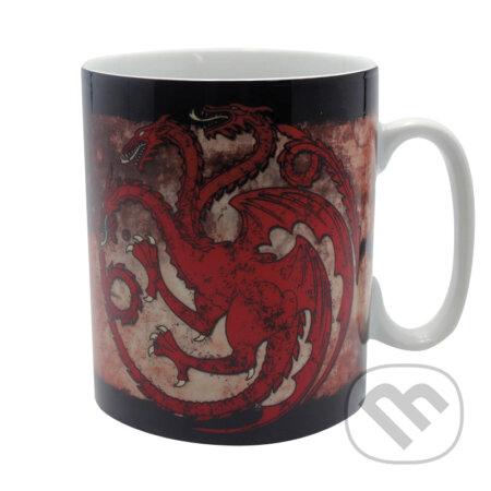 Hrnček Game of Thrones: Targaryen -