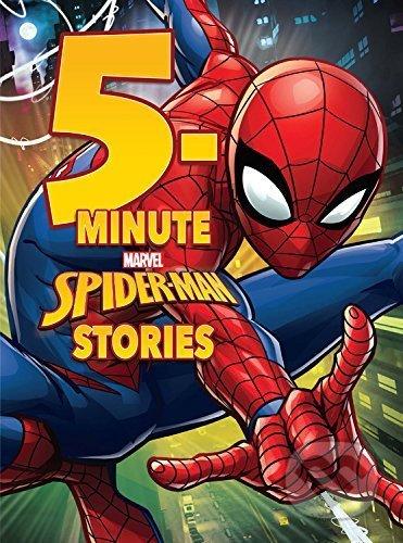 5-Minute Spider-Man Stories -