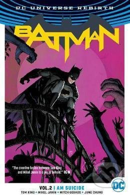 Batman (Volume 2) - Tom King