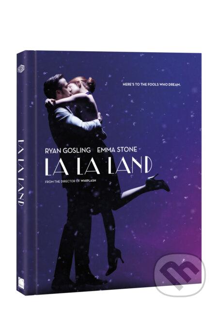 La La Land Mediabook BLU-RAY