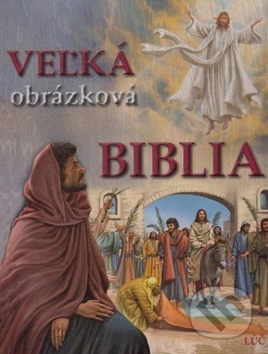 Veľká obrázková Biblia -