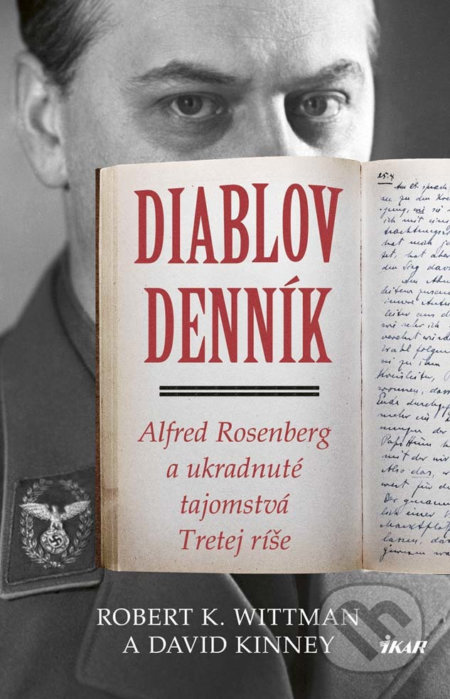 Diablov denník - Robert Wittman, David Kinney